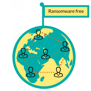 Ransomware free
