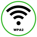 Simbolo WPA2