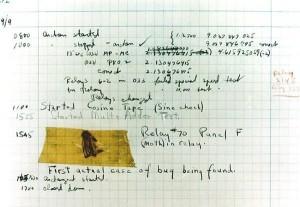 Primo bug storia